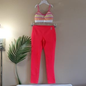 ZELLA Girl | neon activewear leggings + sports bra